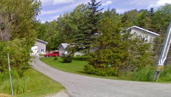 Washago, Ontario Location